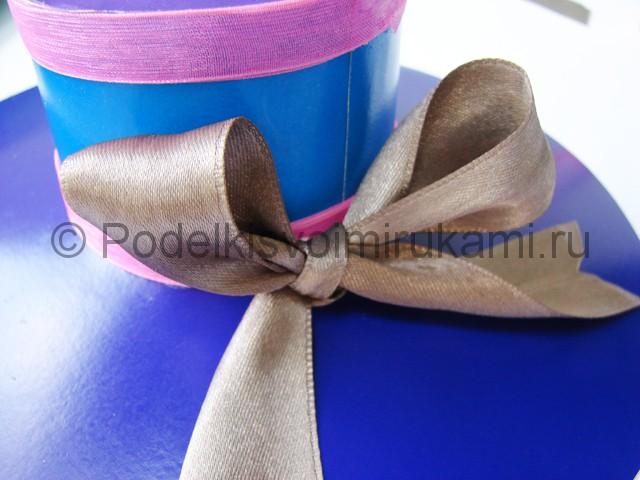 Как сделать шляпу из бумаги. Фото 25.