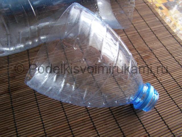 Метла из пластиковых бутылок своими руками. Фото 13.