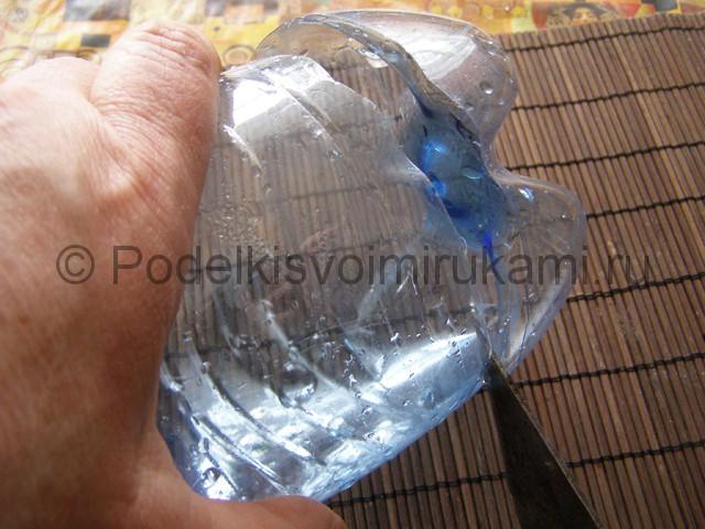 Метла из пластиковых бутылок своими руками. Фото 4.