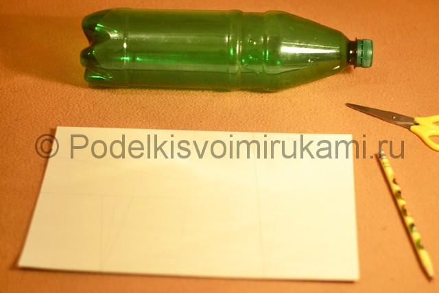 Самолёт из пластиковой бутылки своими руками. Фото 2.