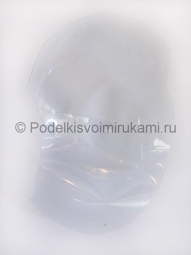 Слон из пластиковых бутылок своими руками. Фото 4.