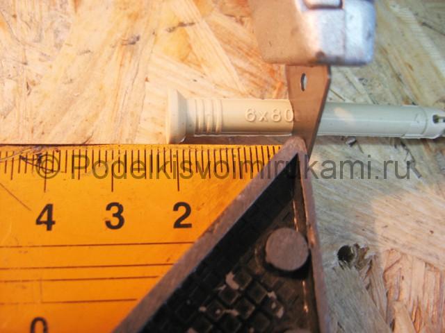 Станок для браслетов из резинок своими руками. Фото 13.