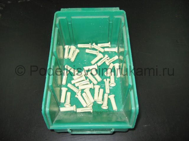 Станок для браслетов из резинок своими руками. Фото 14.