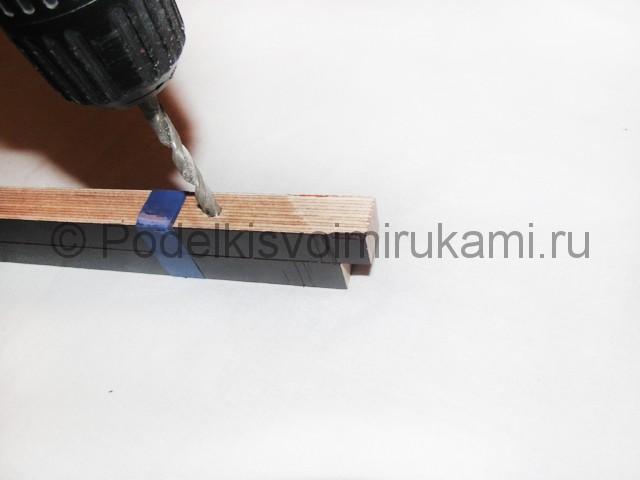 Станок для браслетов из резинок своими руками. Фото 9.