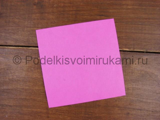 Поделка лилий из бумаги - фото 2.