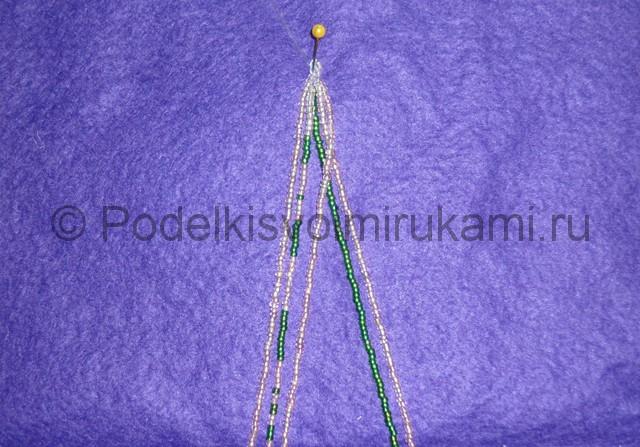 Плетение бус из бисера своими руками - фото 11.