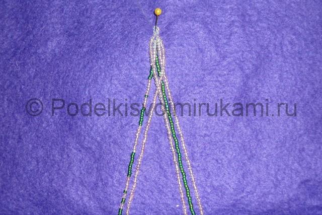 Плетение бус из бисера своими руками - фото 12.