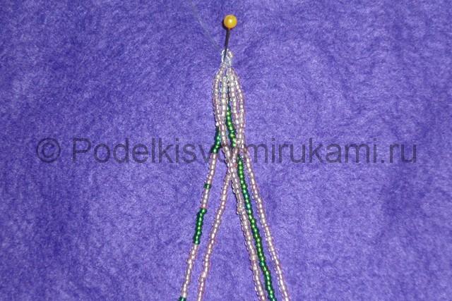 Плетение бус из бисера своими руками - фото 13.