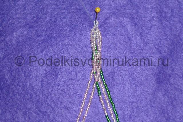 Плетение бус из бисера своими руками - фото 15.