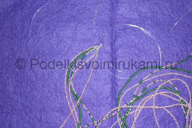 Плетение бус из бисера своими руками - фото 8.