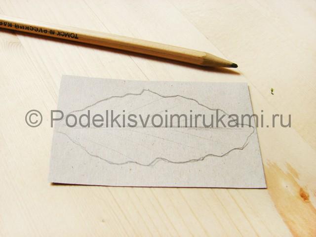 Делаем гладиолусы из бумаги - фото 2.