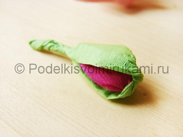 Делаем гладиолусы из бумаги - фото 21.