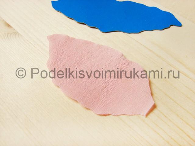 Делаем гладиолусы из бумаги - фото 4.