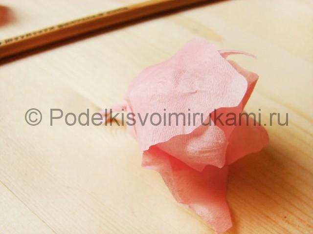 Делаем гладиолусы из бумаги - фото 7.