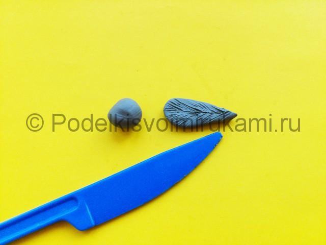 Лепка комара из пластилина - фото 9.