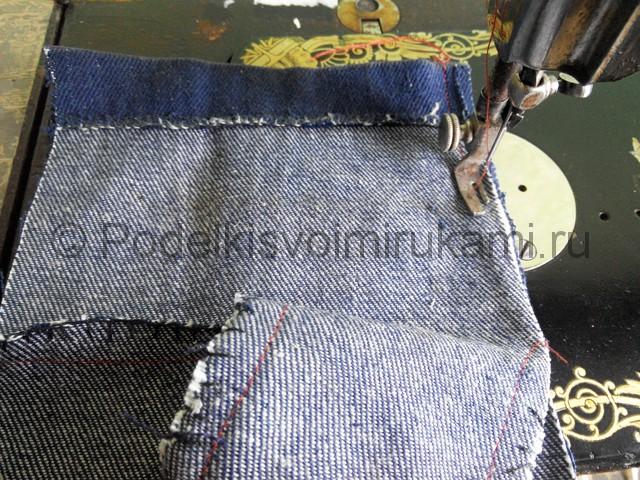 Пошив рабочих рукавиц своими руками - фото 14.