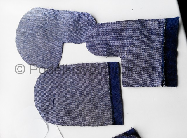 Пошив рабочих рукавиц своими руками - фото 9.