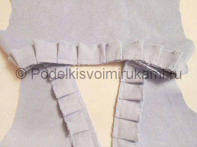 Пошив жилетки для девочки - фото 7.
