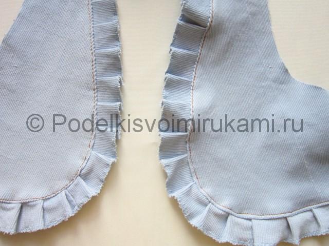 Пошив жилетки для девочки - фото 8.