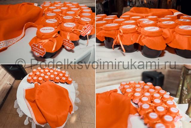 Изготовление оригинальной свадебной бонбоньерки - фото 11.