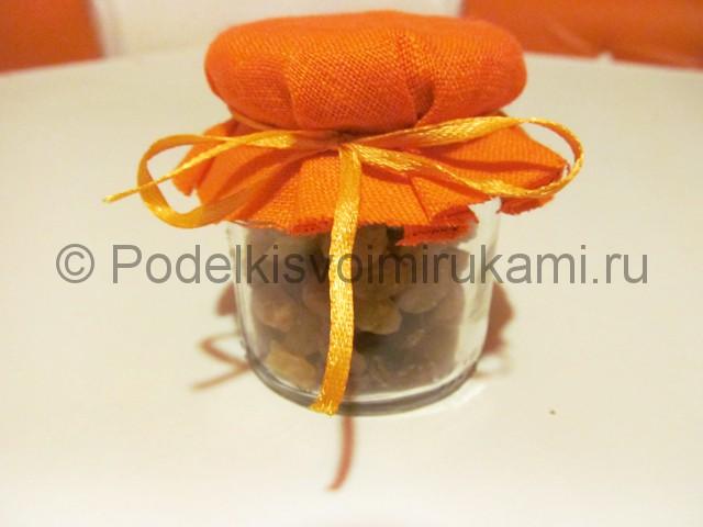 Изготовление оригинальной свадебной бонбоньерки - фото 9.