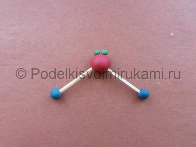 Лепка молекул из пластилина - фото 10.