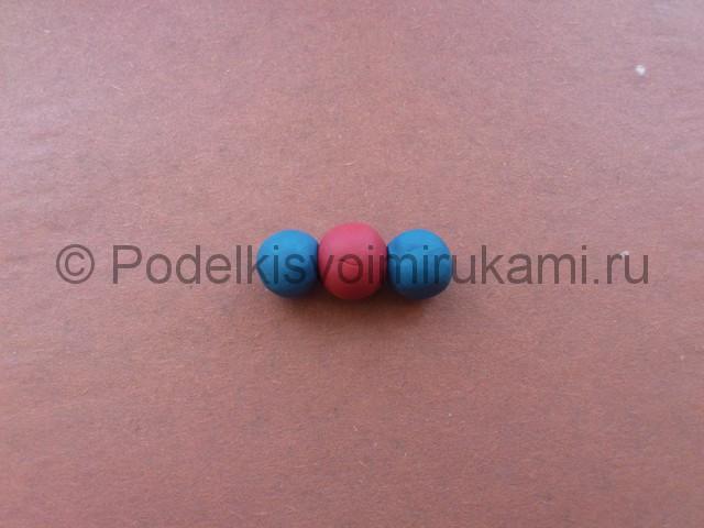 Как сделать молекулы из пластилина 304