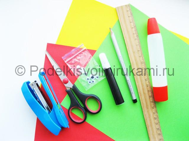 Изготовление черепашек ниндзя из цветной бумаги - фото 1.