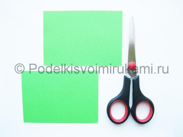 Изготовление черепашек ниндзя из цветной бумаги - фото 2.