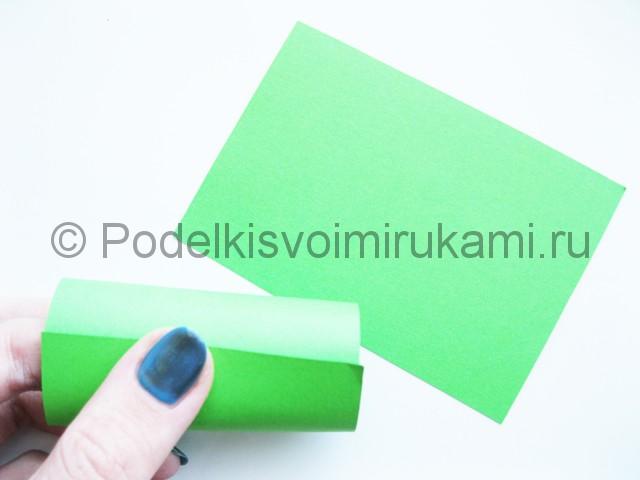 Изготовление черепашек ниндзя из цветной бумаги - фото 3.