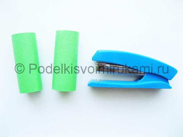 Изготовление черепашек ниндзя из цветной бумаги - фото 4.