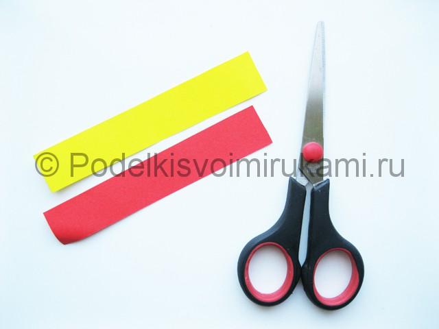 Изготовление черепашек ниндзя из цветной бумаги - фото 5.