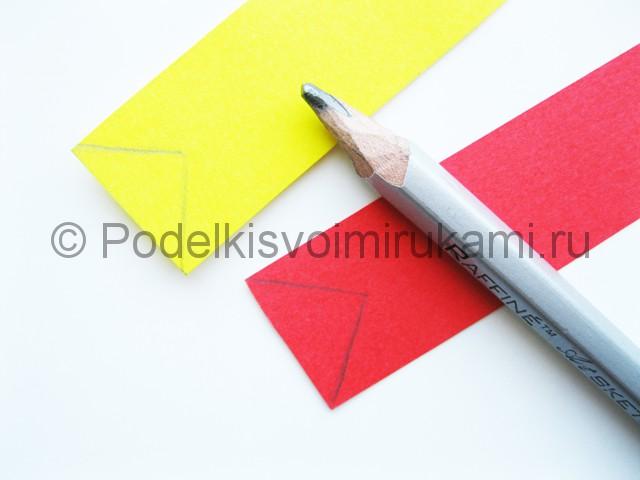 Изготовление черепашек ниндзя из цветной бумаги - фото 6.