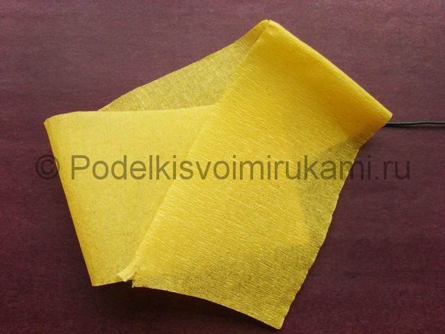 Изготовление ириса из бумаги - фото 3.