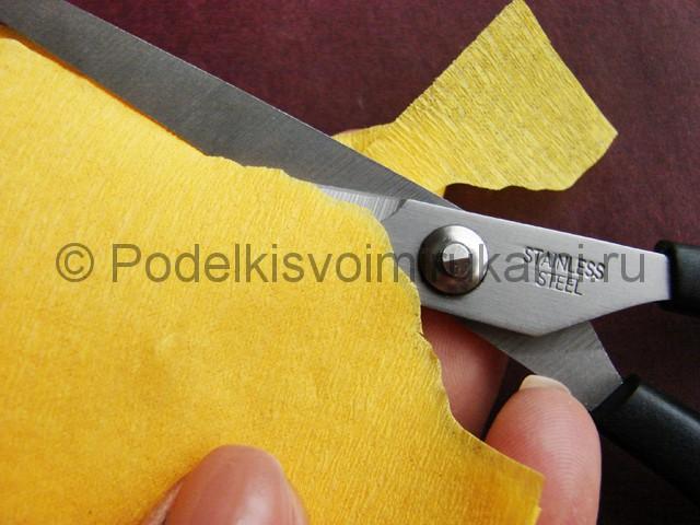 Изготовление ириса из бумаги - фото 6.