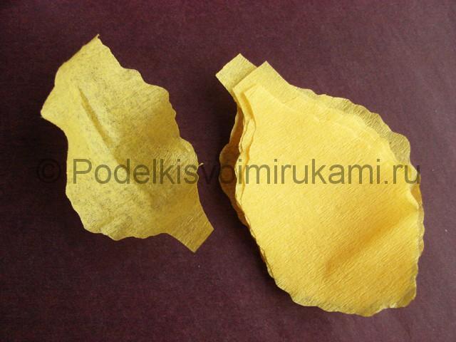 Изготовление ириса из бумаги - фото 8.