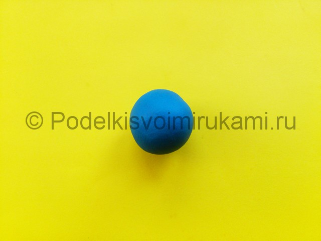 Лепка Марио из пластилина - фото 1.