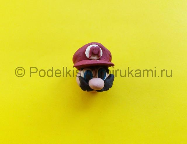 Лепка Марио из пластилина - фото 10.