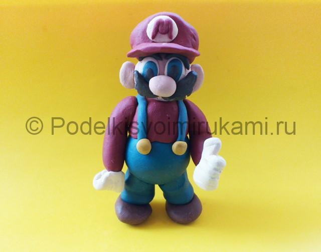 Лепка Марио из пластилина - фото 12.