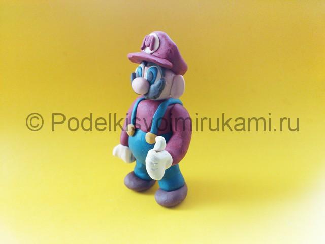 Лепка Марио из пластилина - фото 15.