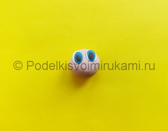 Лепка Марио из пластилина - фото 7.