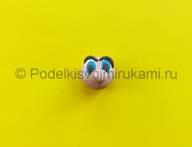 Лепка Марио из пластилина - фото 8.