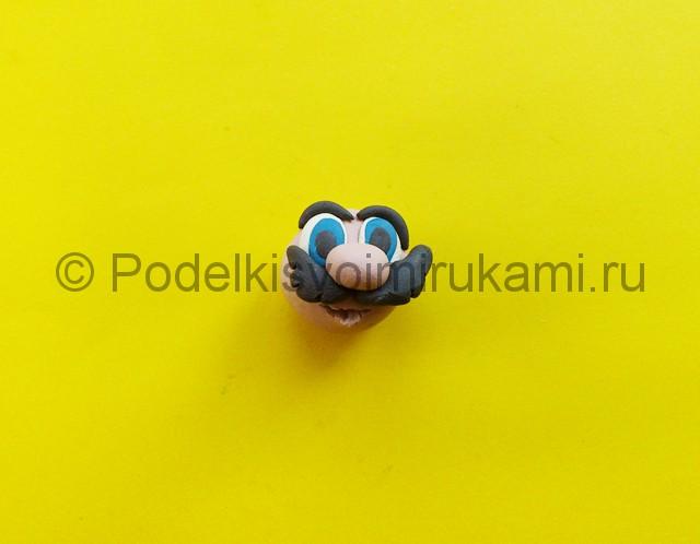 Лепка Марио из пластилина - фото 9.