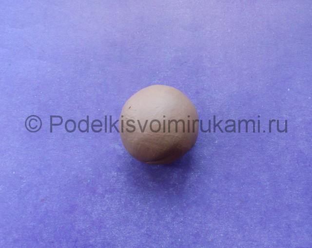 Лепка барельефа из пластилина - фото 1.