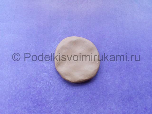 Лепка барельефа из пластилина - фото 2.