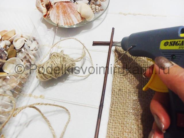 Изготовление морского панно «Дыхание моря» - фото 6.