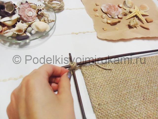 Изготовление морского панно «Дыхание моря» - фото 7.