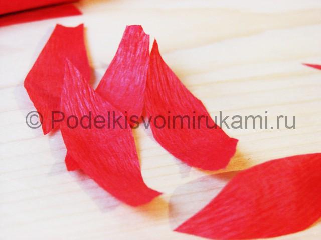 Изготовление кактуса из бумаги - фото 12.