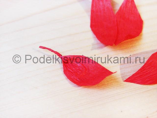 Изготовление кактуса из бумаги - фото 13.