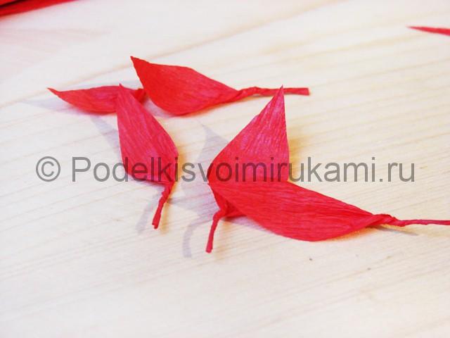 Изготовление кактуса из бумаги - фото 14.